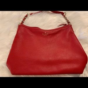 ♠️Kate Spade Boerum Pl. Serena shoulder hobo bag♠️